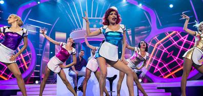 Златка Райкова внася бунт на сцената като рок кралицата Милена