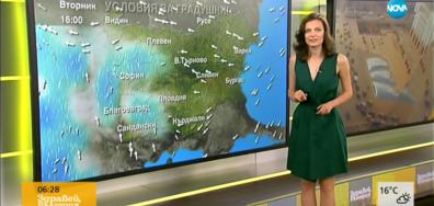 Прогноза за времето (22.05.2018 - сутрешна)