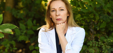 Милена Живкова: Д-р Романова е сложен образ