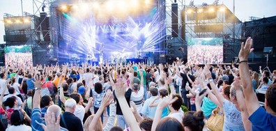 Метр Гимс със специална изненада за българската публика на фестивала Франкофоли