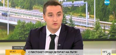 СЛЕД НАПАДЕНИЕТО: Божанков иска видеорегистратори във всяка кола
