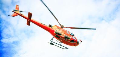 Четири хеликоптера извозиха 400 туристи, блокирани на връх в Швейцария