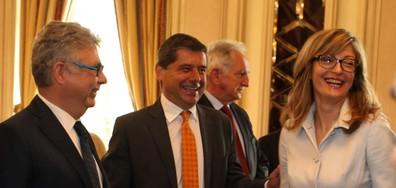 Захариева: Председателството ни превърна национален приоритет в общоевропейски