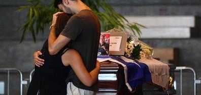 ДЕН НА ТРАУР: Италия почита загиналите при срутването на моста