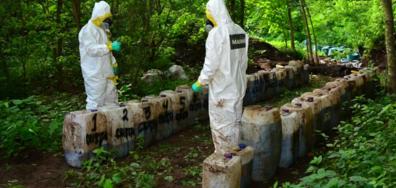 РЕКОРД: Заловиха 50 т наркотици в Мексико (ВИДЕО)