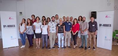 Кои са участниците в Акселератора на ПРОМЯНАТА за 2018 година?