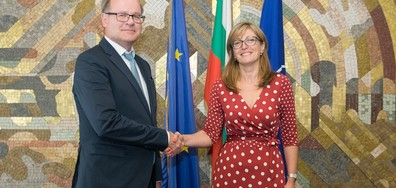 Главният прокурор на Мюнхен благодари на България за отличното сътрудничество
