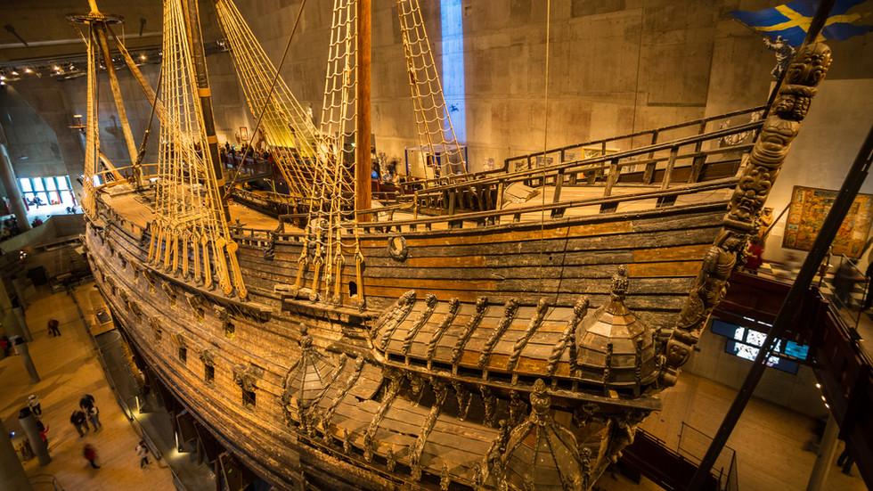 """""""Васа"""" е морски музей в Стокхолм. Снимка: Shutterstock"""