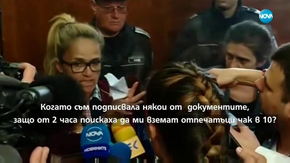 Признания, оправдания и още обвинения по време на делото срещу Иванчева