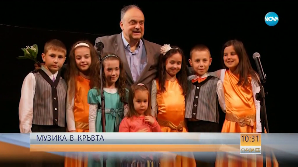 МУЗИКА В КРЪВТА: Композиторът Андрей Дреников за душата и инструментите
