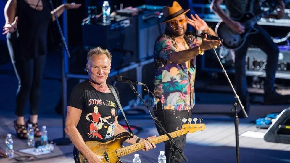 Sting и Shaggy пренесоха Античния театър в Ямайка (ВИДЕО+СНИМКИ)