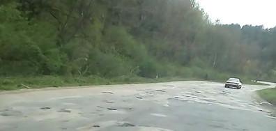 Лунен пейзаж (ВИДЕО)