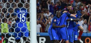 Гризман е играч на мача Франция - Хърватия