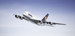 Българин приземява в София най-големия пътнически самолет в света