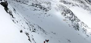 Двама алпинисти изчезнаха при катеренето на хималайски връх