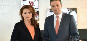 Говори България: Ани Салич и Николай Дойнов отиват при избирателите