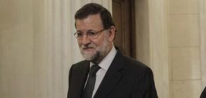 Испанският премиер: Грижата за ранените е основният приоритет (ВИДЕО+СНИМКИ)