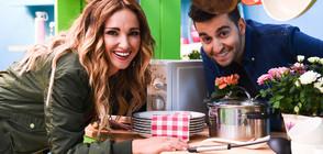 """Френски тарт предизвиква уменията на участниците в """"Bake Off: най-сладкото състезание"""""""