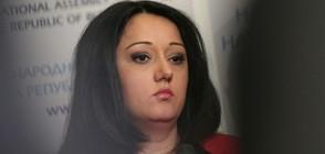 Лиляна Павлова използва социалните мрежи, за да коментира случая с Боршош