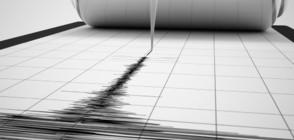 Земетресение от 5,7 по Рихтер в Калифорния