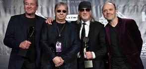 Deep Purple зарадваха хиляди фенове в София (ВИДЕО+СНИМКИ)