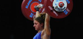 6 ГОДИНИ ПО-КЪСНО: Милка Манева се докосна до среброто си от Олимпиадата