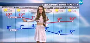 Прогноза за времето (23.02.2017 - обедна)