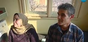 Жители на Елин Пелин - на протест в защита на сирийци