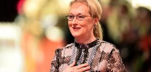 """Скандал се завихри около тоалета на Мерил Стрийп за """"Оскарите"""""""