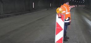 """""""Пълен абсурд"""": Какво е състоянието на тунелите по магистралите? (ВИДЕО)"""