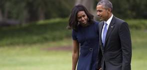 Барак Обама и съпругата му Мишел стават продуценти