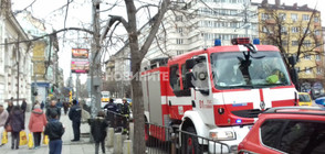 Евакуираха Централните хали в София (ВИДЕО+СНИМКИ)