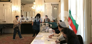 Българите във Франция гласуват в 13 града (ВИДЕО+СНИМКИ)