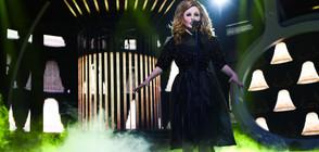 """Михаела Маринова превзе сцената на """"Като две капки вода"""" като Адел"""