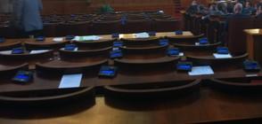 ЦИК обявява разпределението на мандатите в новия парламент