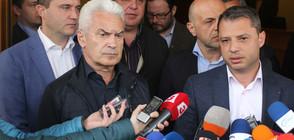 ГЕРБ и Патриотите се разбраха: Борисов ще е премиер (ВИДЕО)