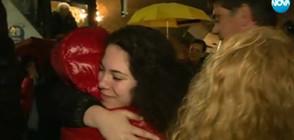СЛЕД УДАРА В ИТАЛИЯ: Учениците от катастрофиралия автобус вече са у дома (ВИДЕО)