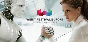 Webit.Festival превръща София в технологичната столица на Европа