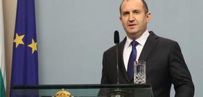 Президентът връчва мандат за правителство в четвъртък