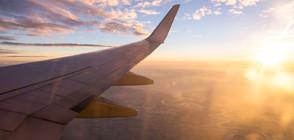 ПРАЗНИК В НЕБЕТО: Демонстрационни полети на летище Долна Митрополия (ВИДЕО)