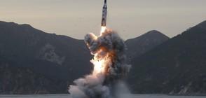 С какви оръжия разполага Северна Корея?
