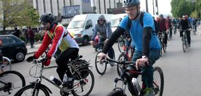 Велопоход в подкрепа на болните от хемофилия