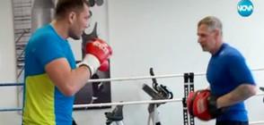 Как се подготвя Кубрат Пулев за мача в София на 28-и април?