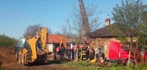 2-годишно дете падна в кладенец в Румъния (ВИДЕО)