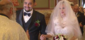Голямата българска сватба на звездата на WWE Русев (ВИДЕО)