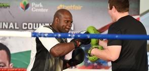 Кевин Джонсън иска зрелищна победа срещу Кубрат Пулев