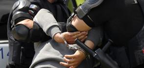 Задържаха членове на престъпна група в Бургас (ВИДЕО)