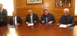 ГЕРБ и Патриотите започват преговорите за министерските постове