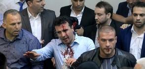 Българските политици - разтревожени от ситуацията в Македония