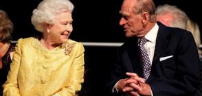 МЪЖЪТ ДО КРАЛИЦАТА: 20 000 изяви, чувство за хумор и опора за Елизабет II (ВИДЕО+СНИМКИ)